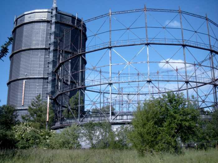 Bild Gaswerk Augsburg