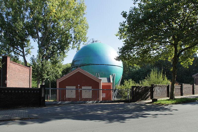 Bild Gasometer Rheinelbe Gelsenkirchen