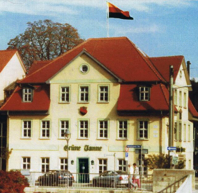 Bild Historisches Gasthaus Grüne Tanne Jena