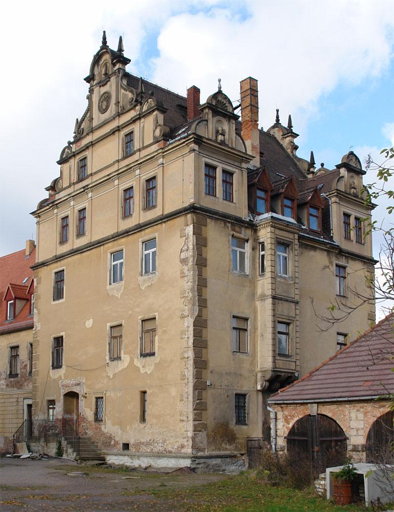Bild Schloss Gauernitz