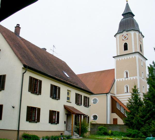 Bild Wieland Geburtshaus Achstetten Oberholzheim