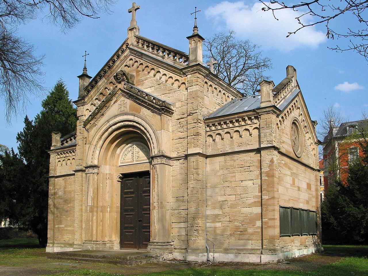 Bild Hauptfriedhof Weimar