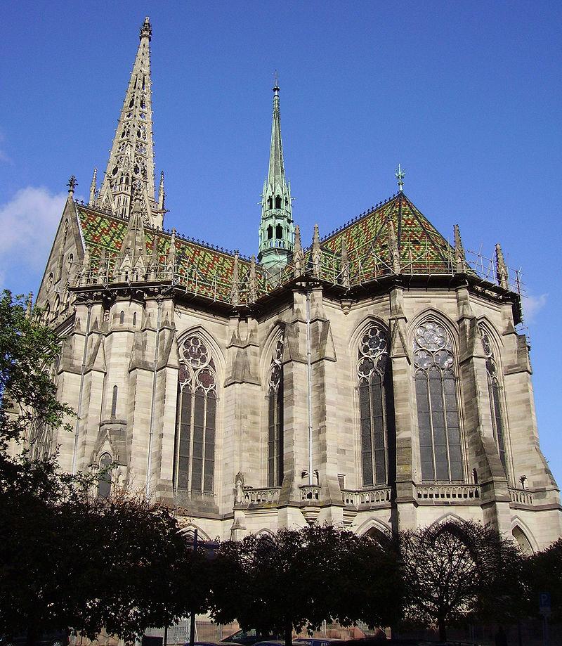 Bild Gedächtniskirche der Protestation in Speyer