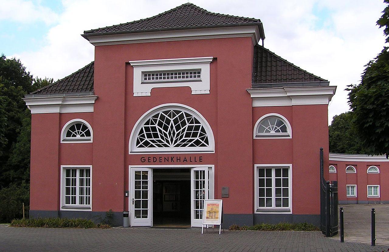 Bild Gedenkhalle Oberhausen