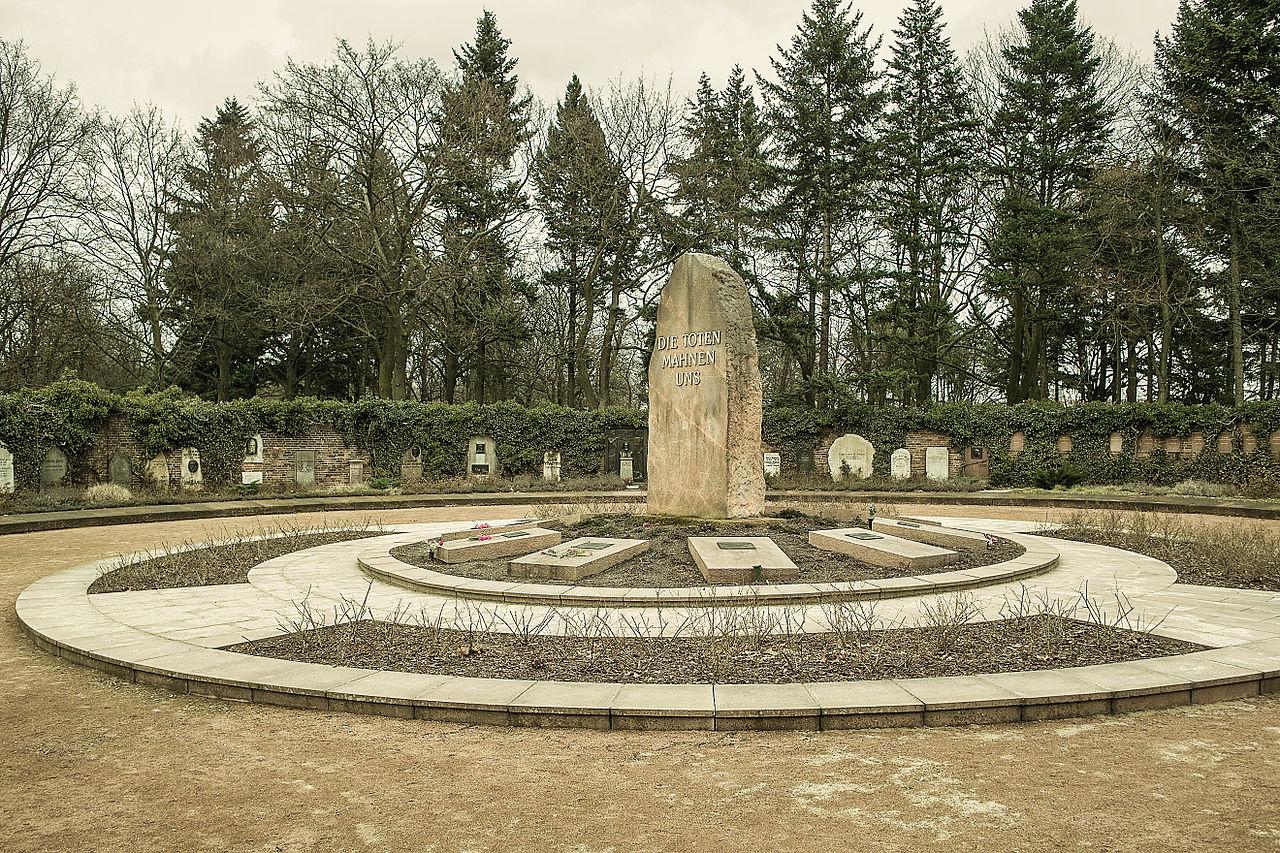 Bild Städtischer Zentralfriedhof Berlin Friedrichsfelde