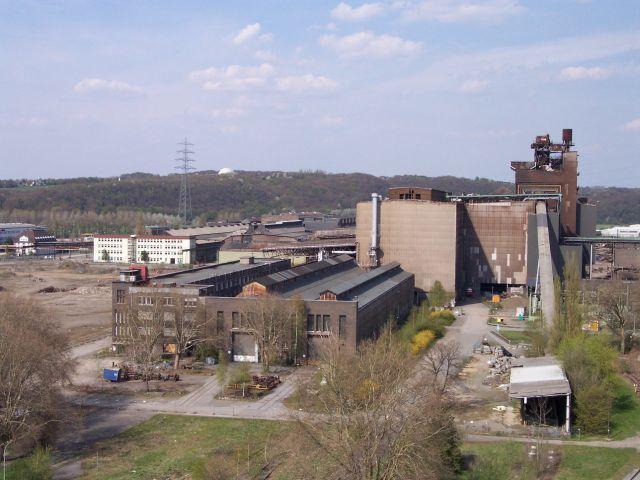 Bild Henrichshütte Hattingen