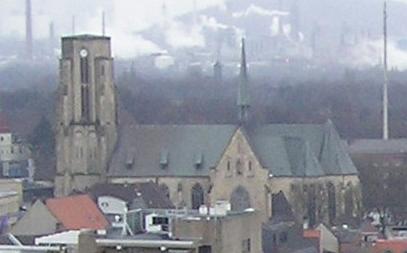 Bild Propsteikirche St. Urbanus Gelsenkirchen