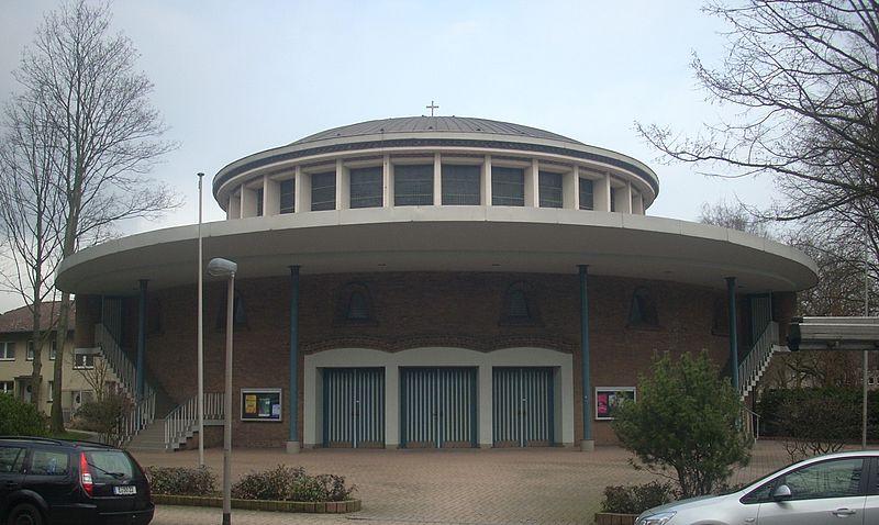 Bild Friedenskirche Gelsenkirchen
