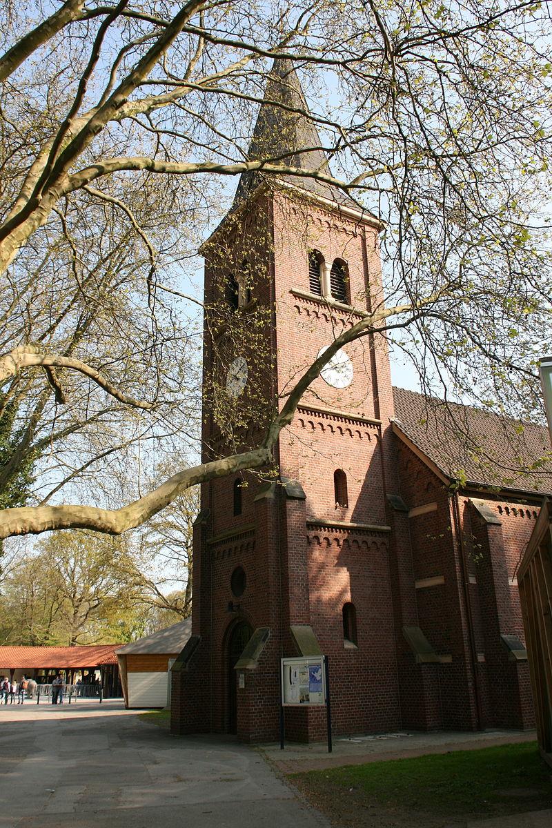 Bild Bleckkirche Gelsenkirchen