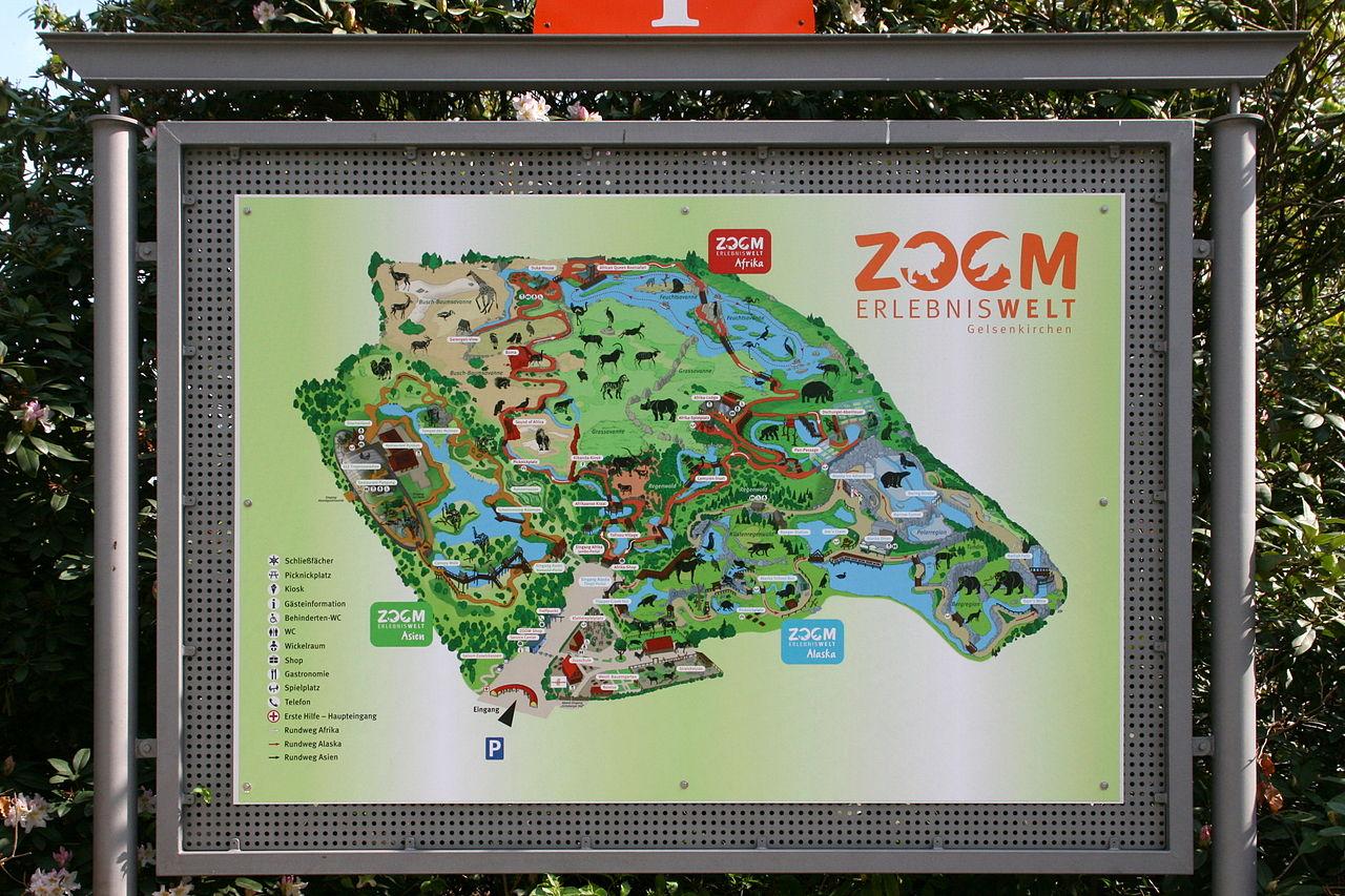 Bild ZOOM Erlebniswelt Gelsenkirchen