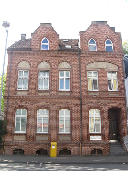 Bild Postamt Gelsenkirchen Buer
