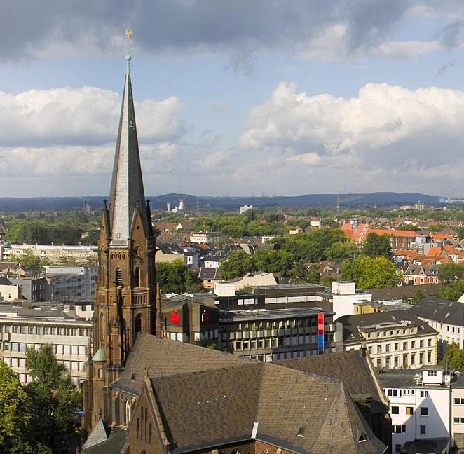 Bild Propsteikirche St. Augustinus Gelsenkirchen