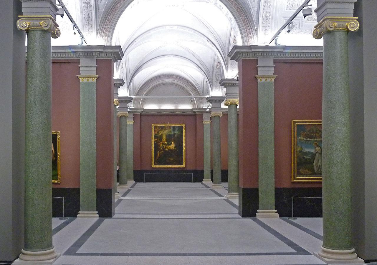 Bild Gemäldegalerie Alte Meister Dresden