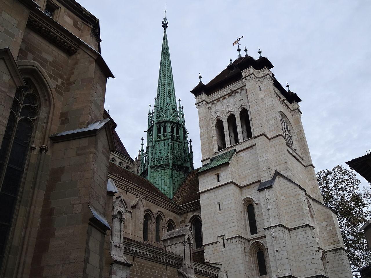 Bild Kathedrale St. Peter Genf