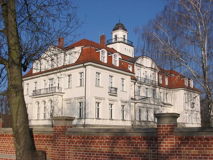 Bild Schloss Genshagen