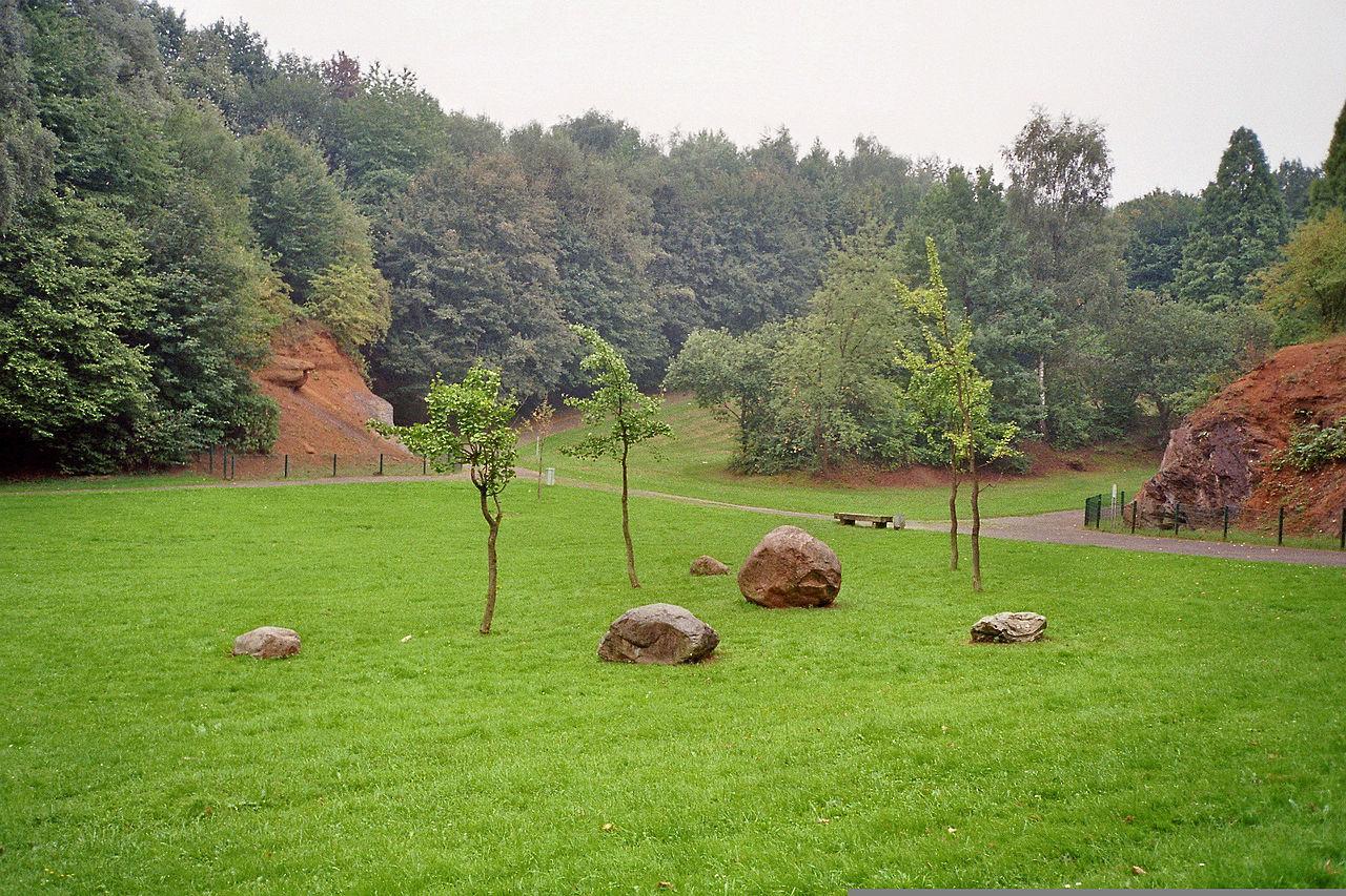 Bild Geologischer Garten Bochum