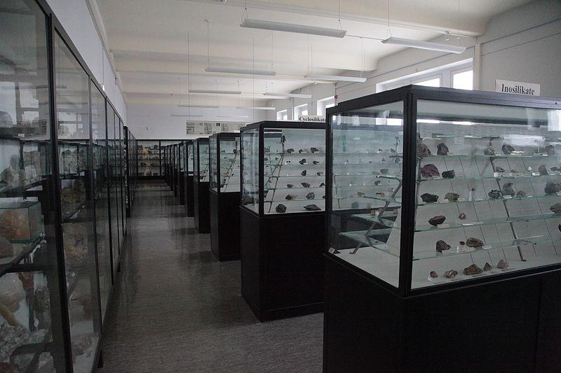 Bild GeoMuseum Clausthal