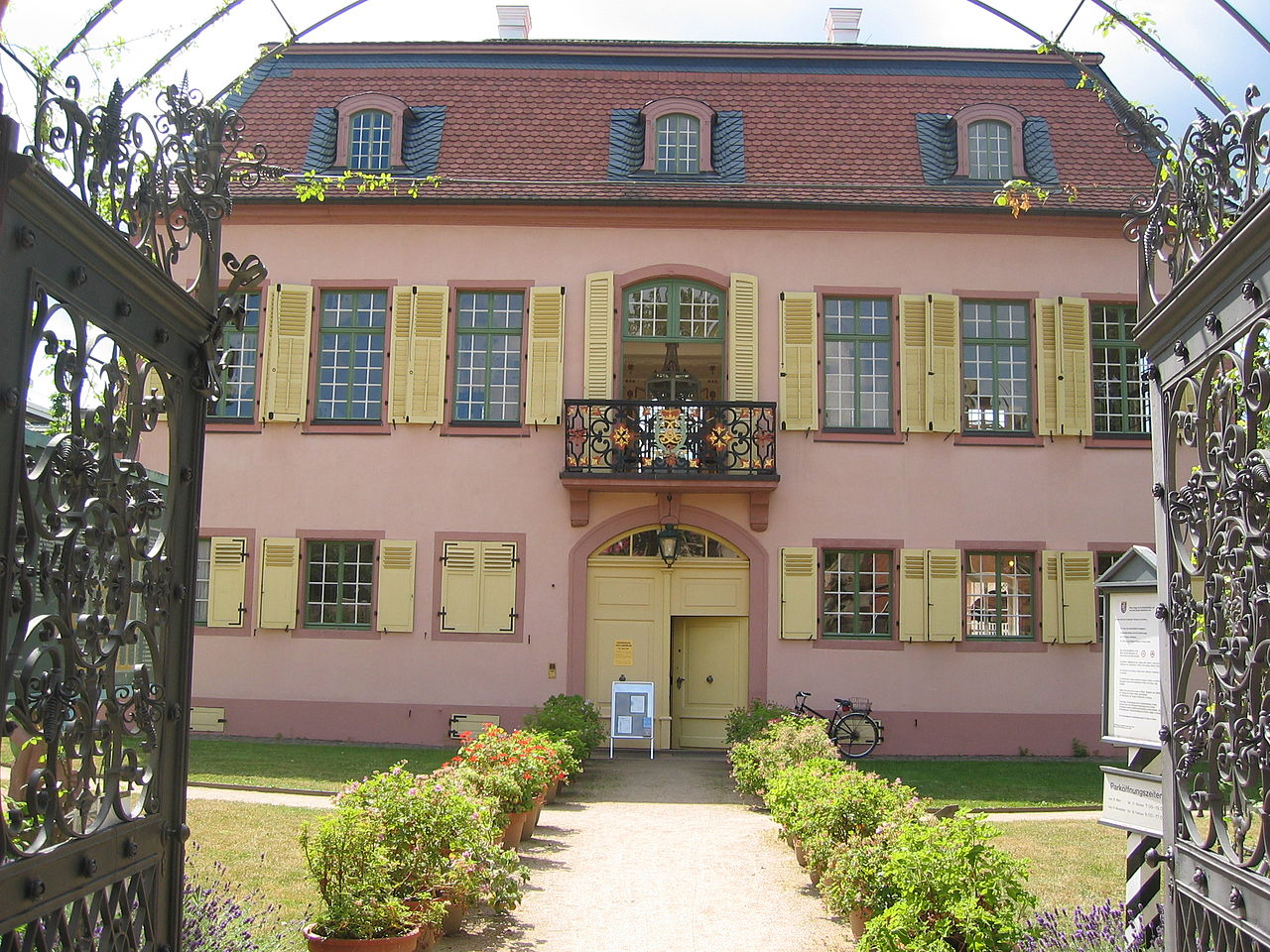 Bild Prinz Georg Palais Darmstadt