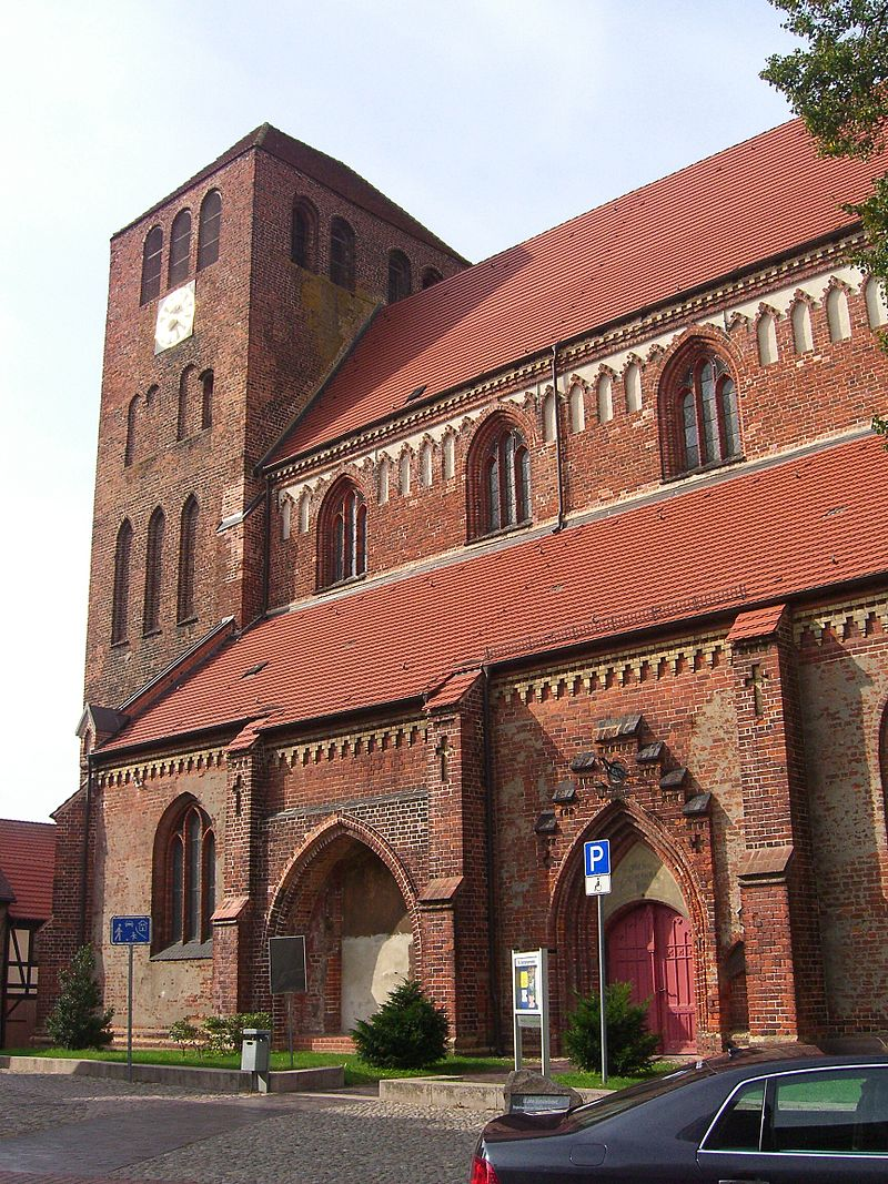 Bild Kirche St. Georg Waren
