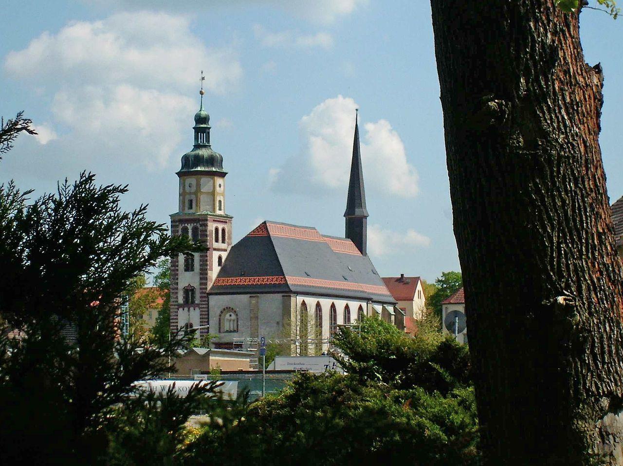 Bild Stadtkirche St. Georgen Rötha