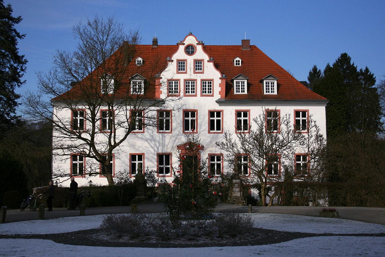 Bild Schloss Georghausen
