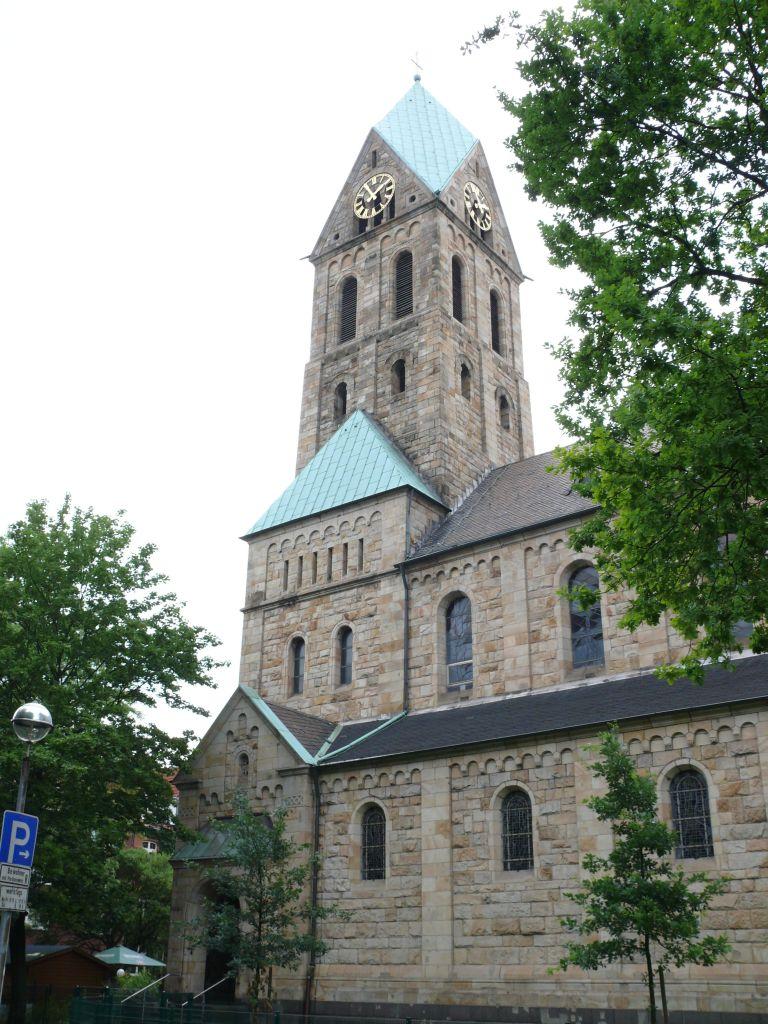 Bild St. Georgs Kirche Gelsenkirchen