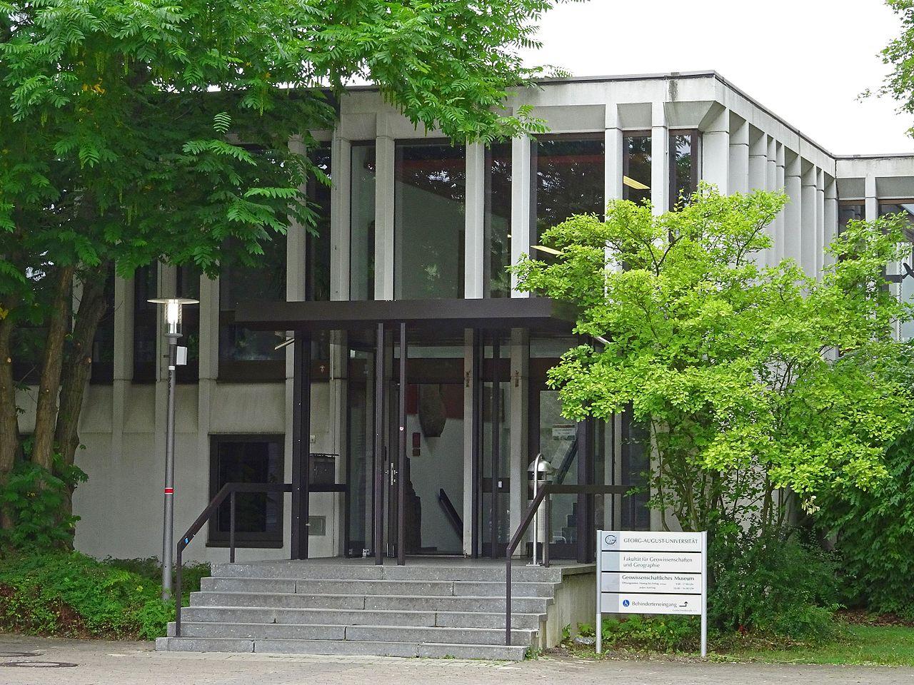 Bild Geowissenschaftliches Museum Göttingen