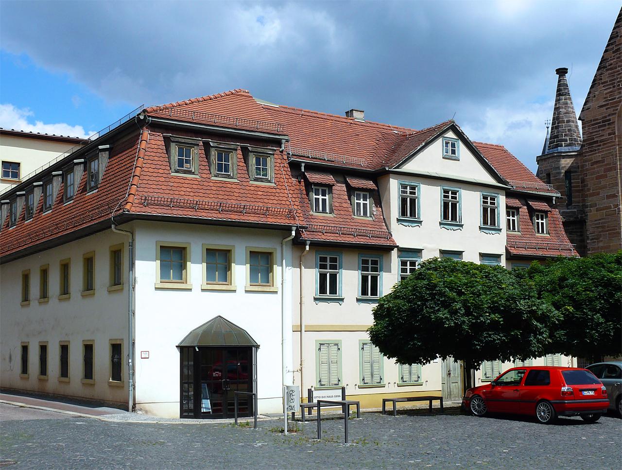 Bild Otto Dix Haus Gera