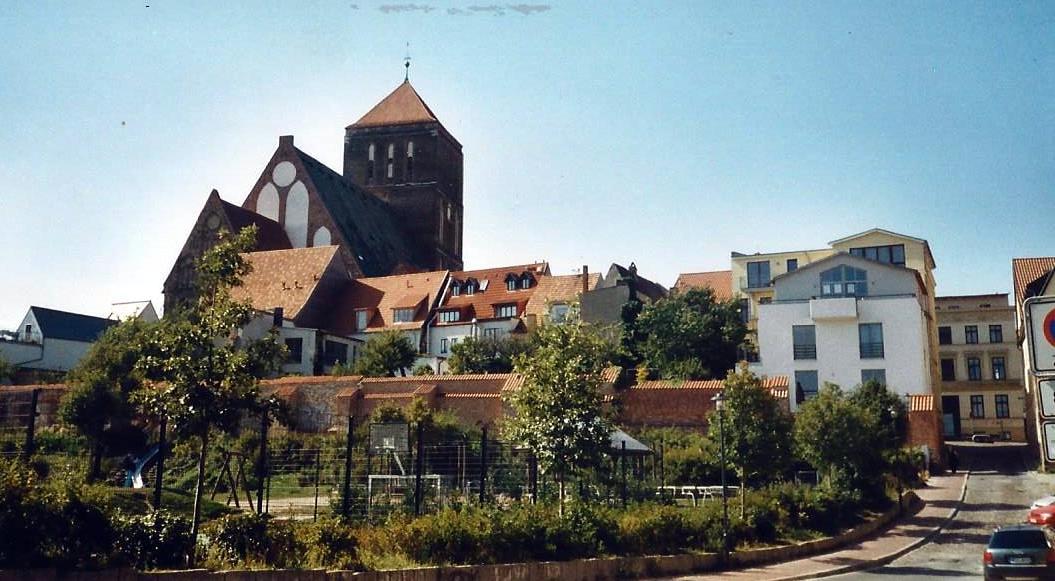 Bild St. Nikolai Kirche Rostock