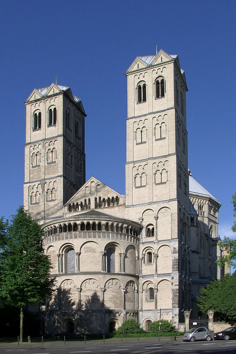 Bild Kirche St. Gereon Köln