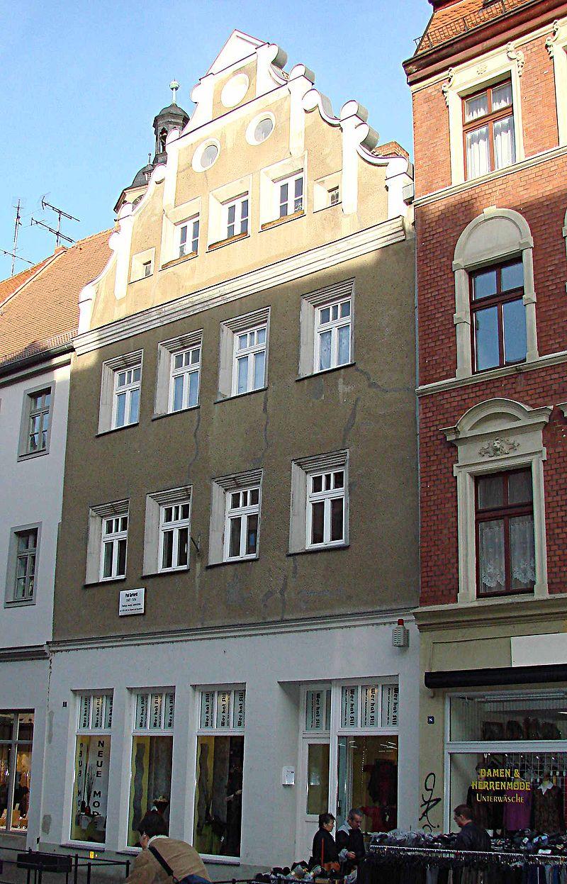 Bild Paul Gerhardt Wohnhaus Wittenberg