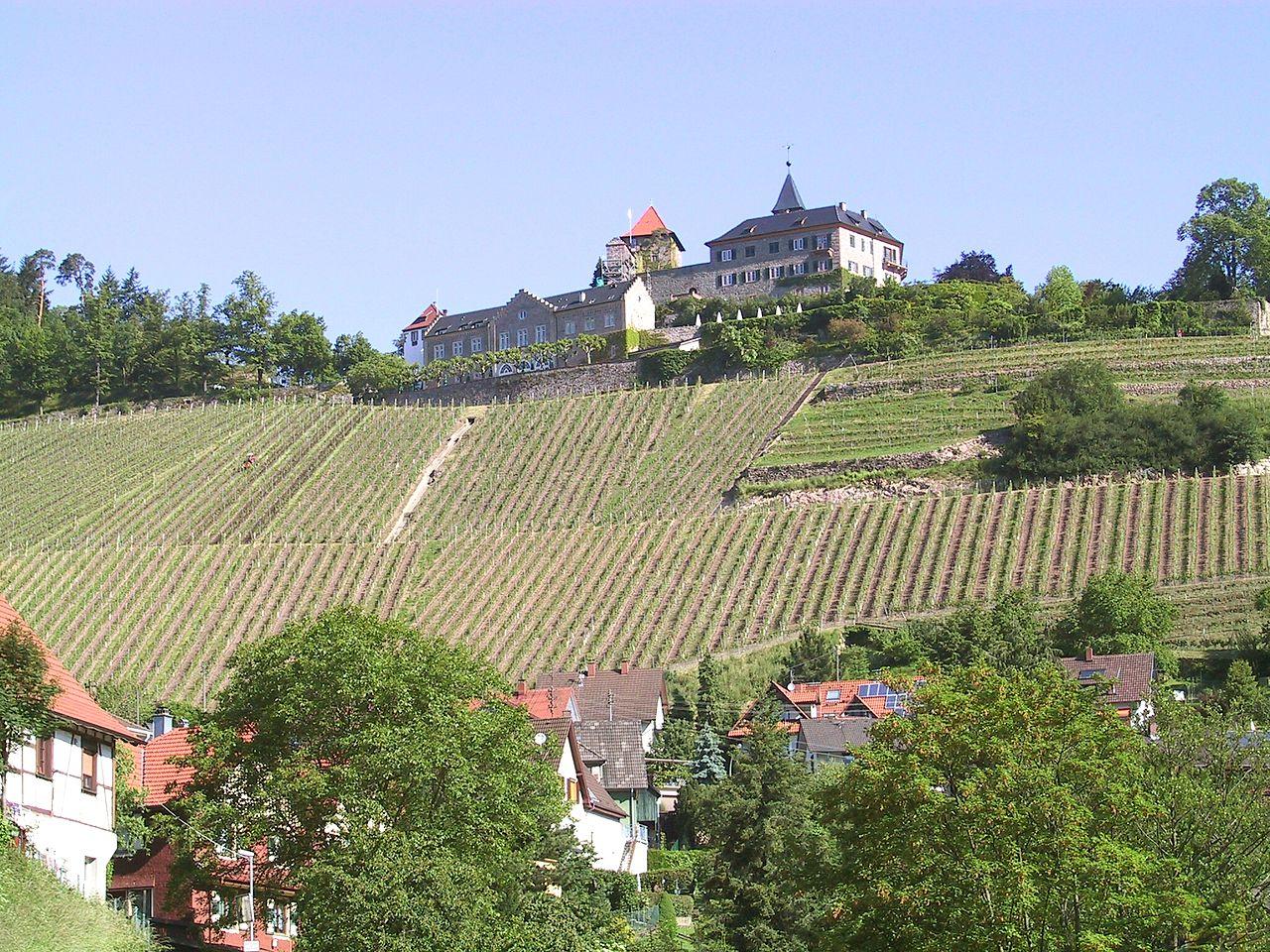 Bild Schloss Eberstein Gernsbach