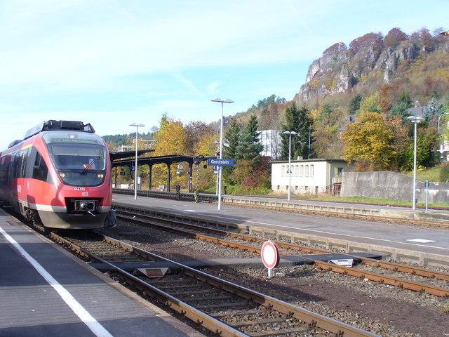 Bild Eifelbahn Gerolstein