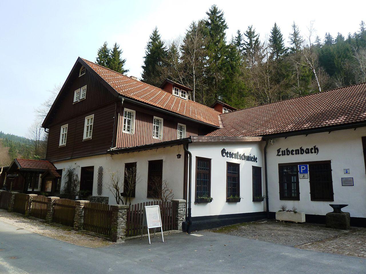 Bild Technisches Museum Gesenkschmiede Zella-Mehlis