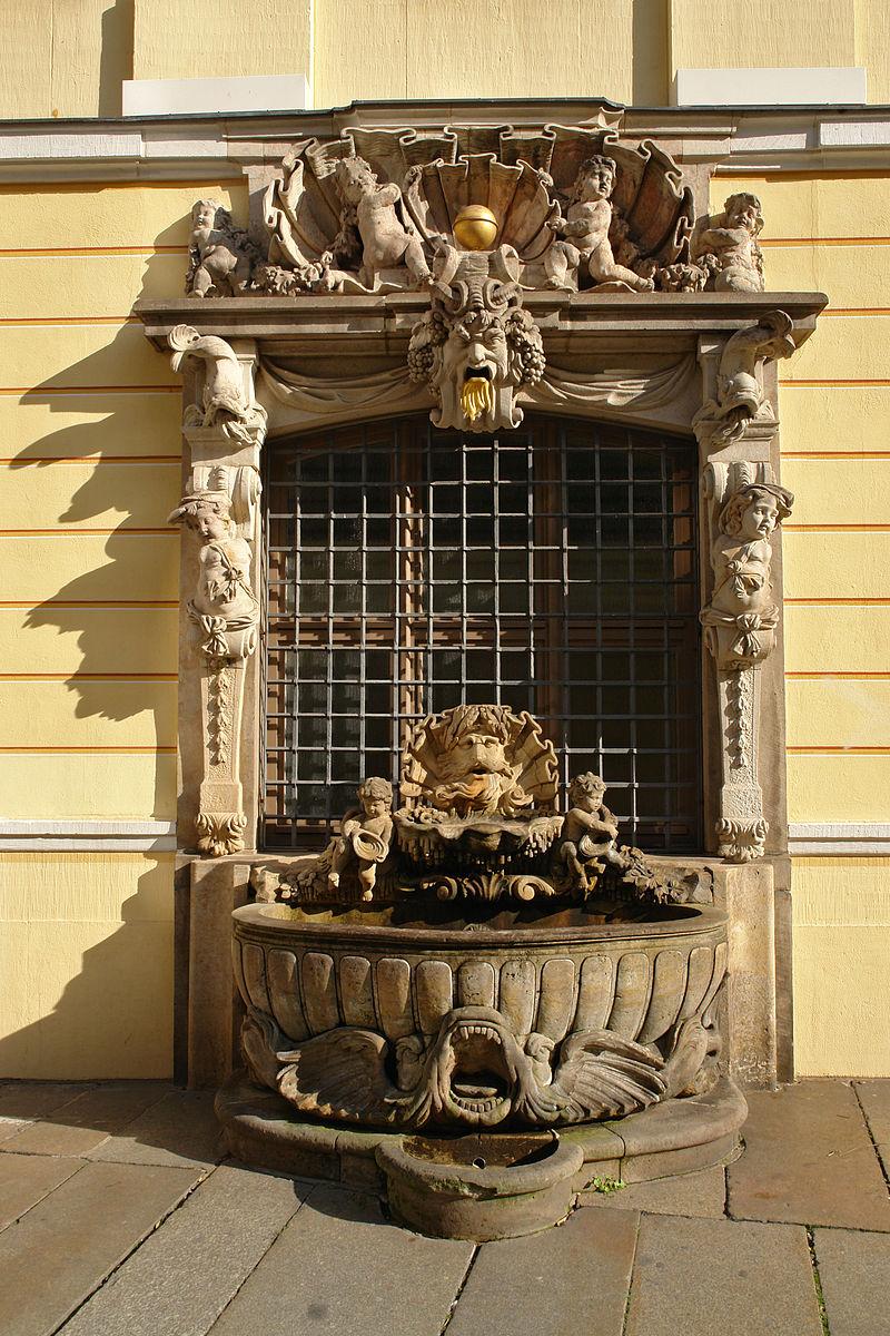 Bild Dinglingerbrunnen Dresden