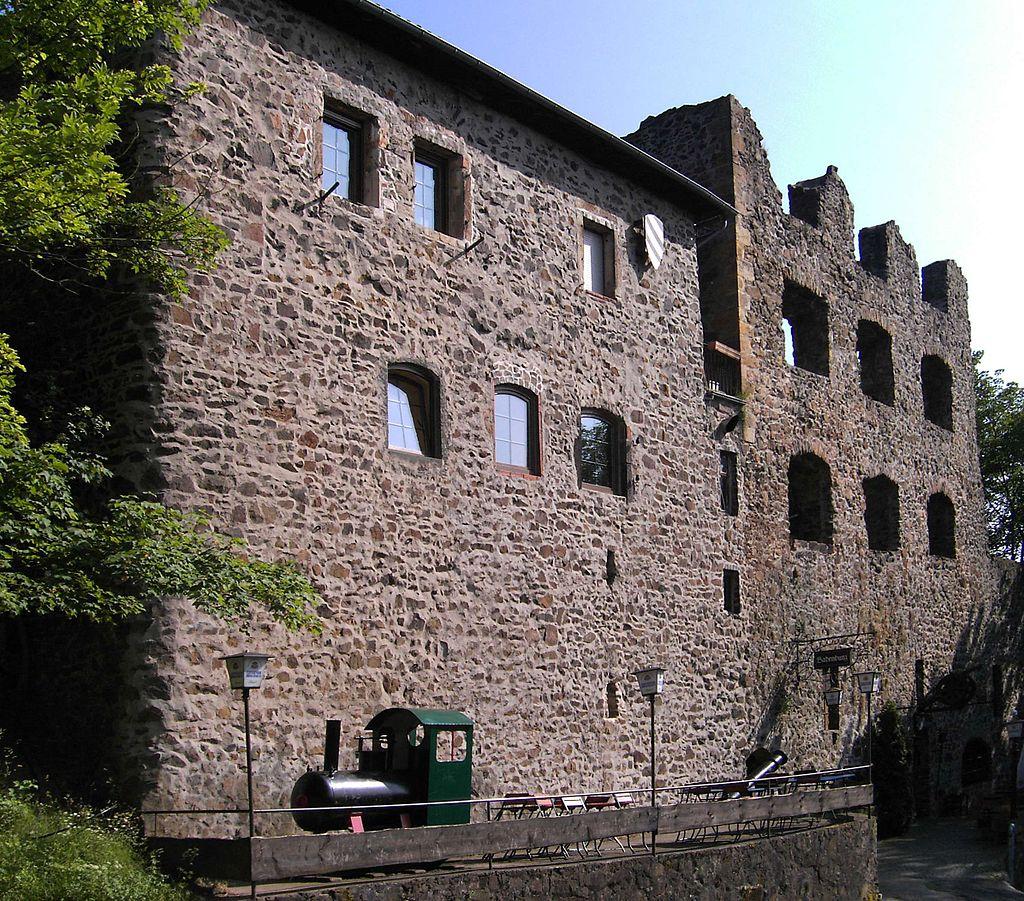 Bild Badenburg Gießen