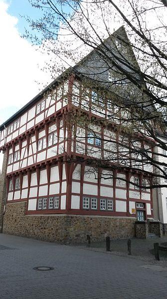 Bild Leib'sches Haus Gießen