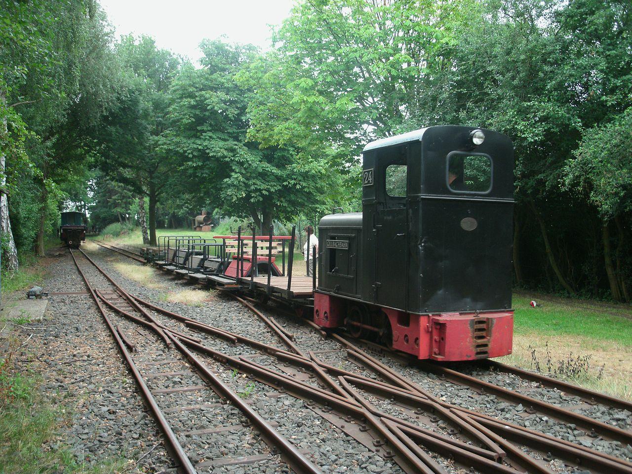 Bild Gillbachbahn Oekoven