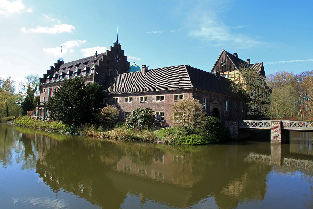 Bild Schloss Wittringen Gladbeck