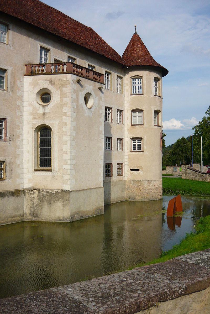 Bild Wasserschloss Glatt