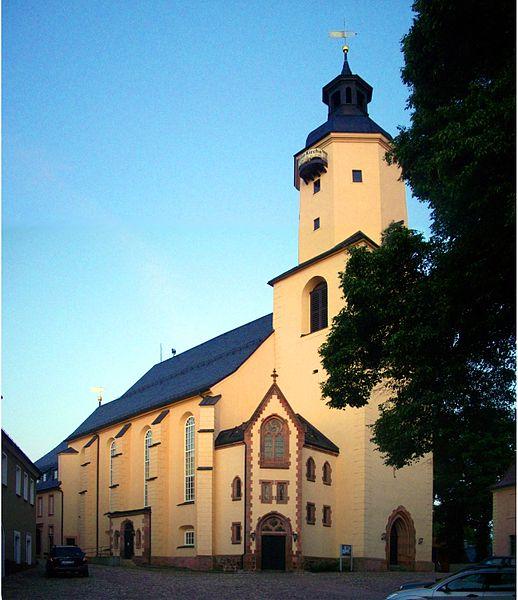 Bild Georgenkirche Glauchau