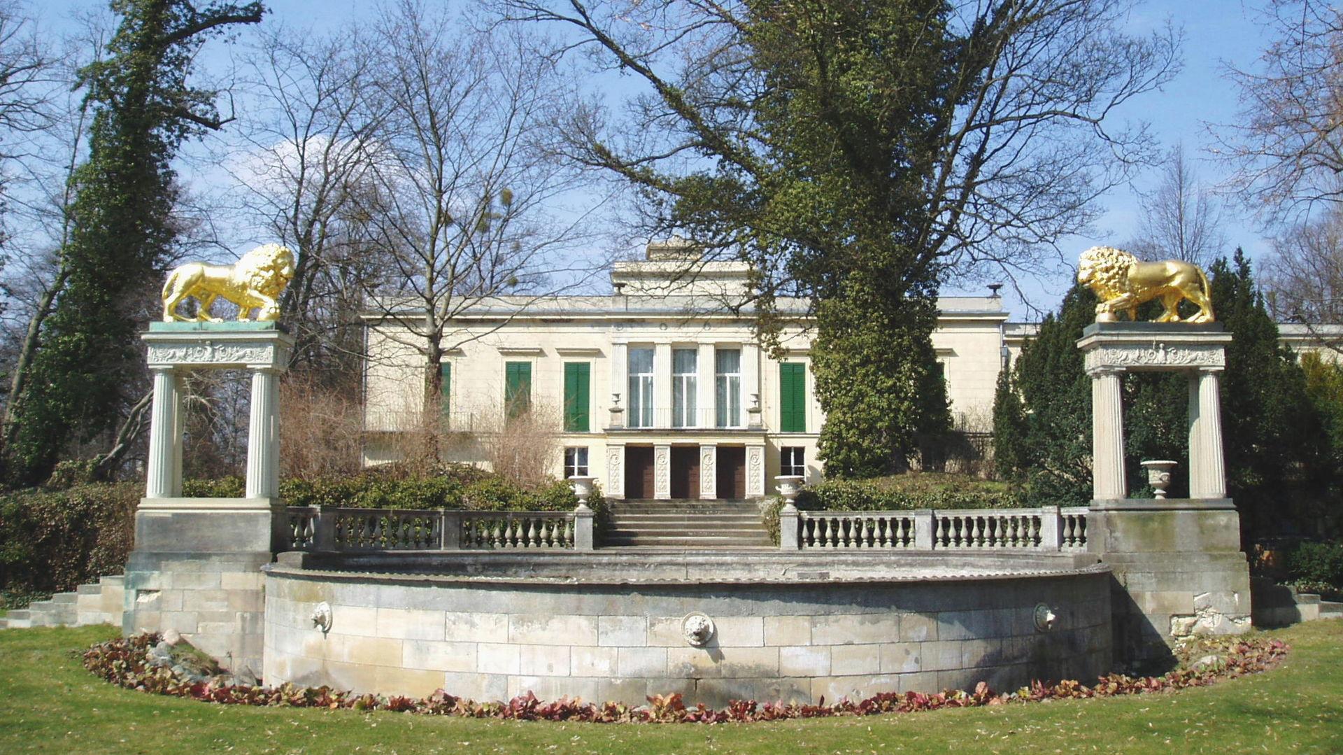 Bild Schloss Glienicke