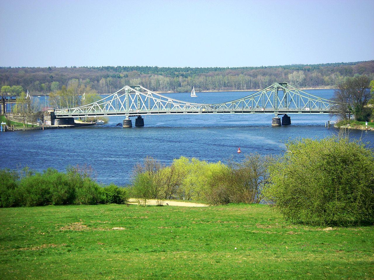Bild Glienicker Brücke Potsdam