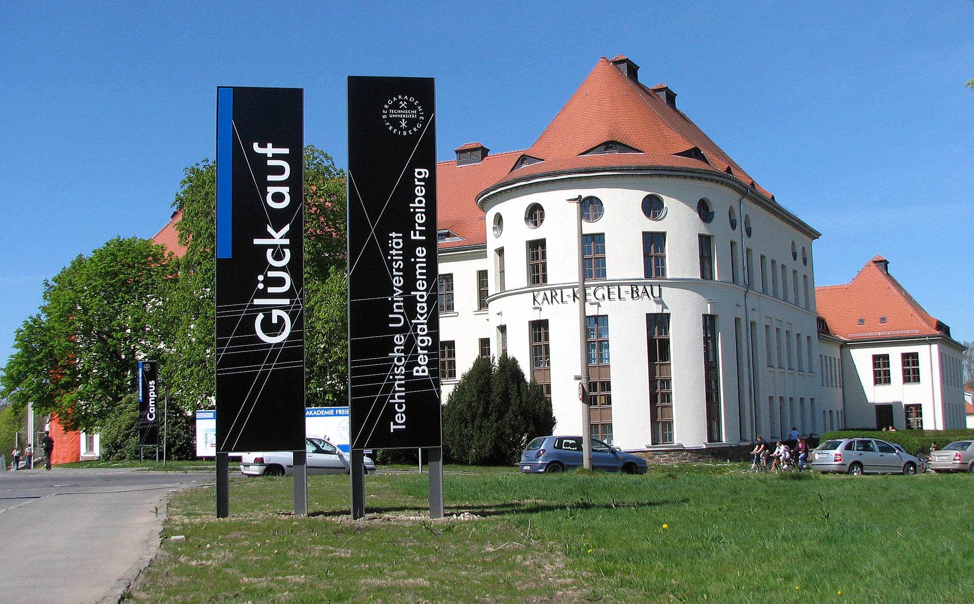 Bild Bergakademie Freiberg