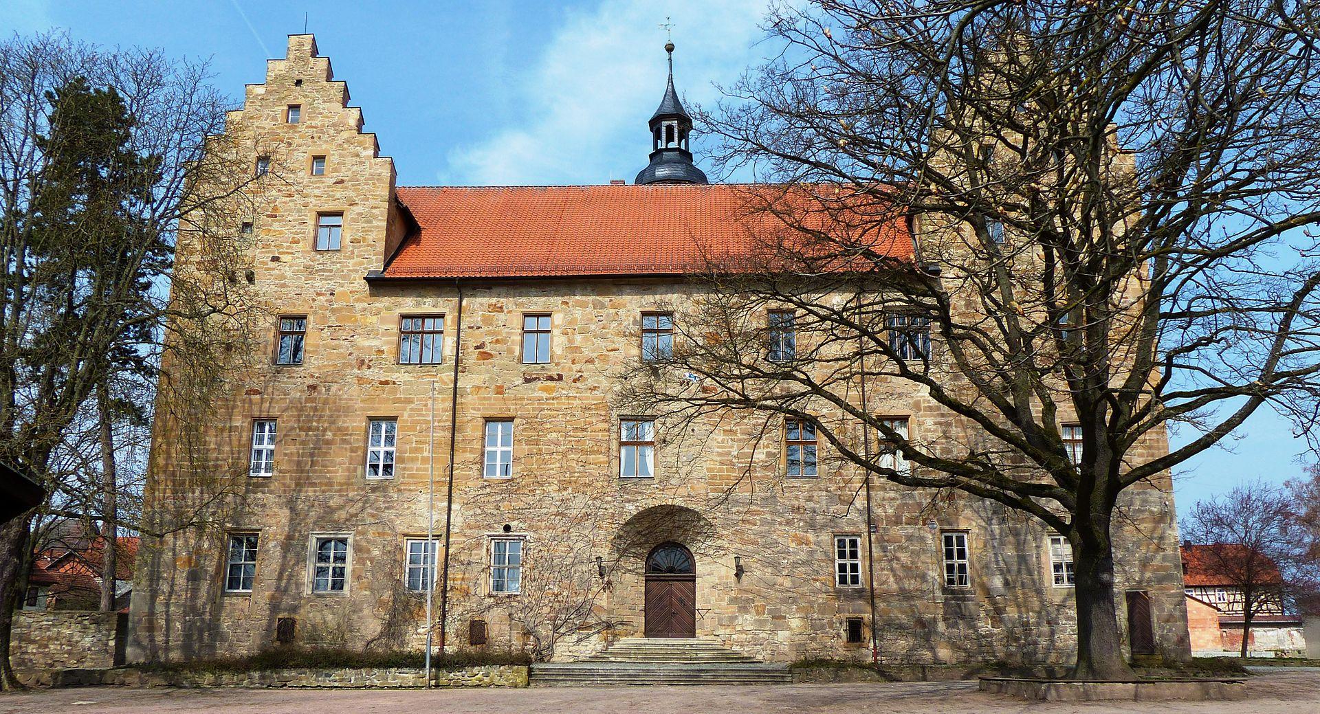 Bild Schloss Glücksburg Römhild