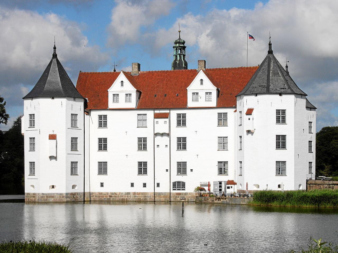 Bild Wasserschloss Glücksburg