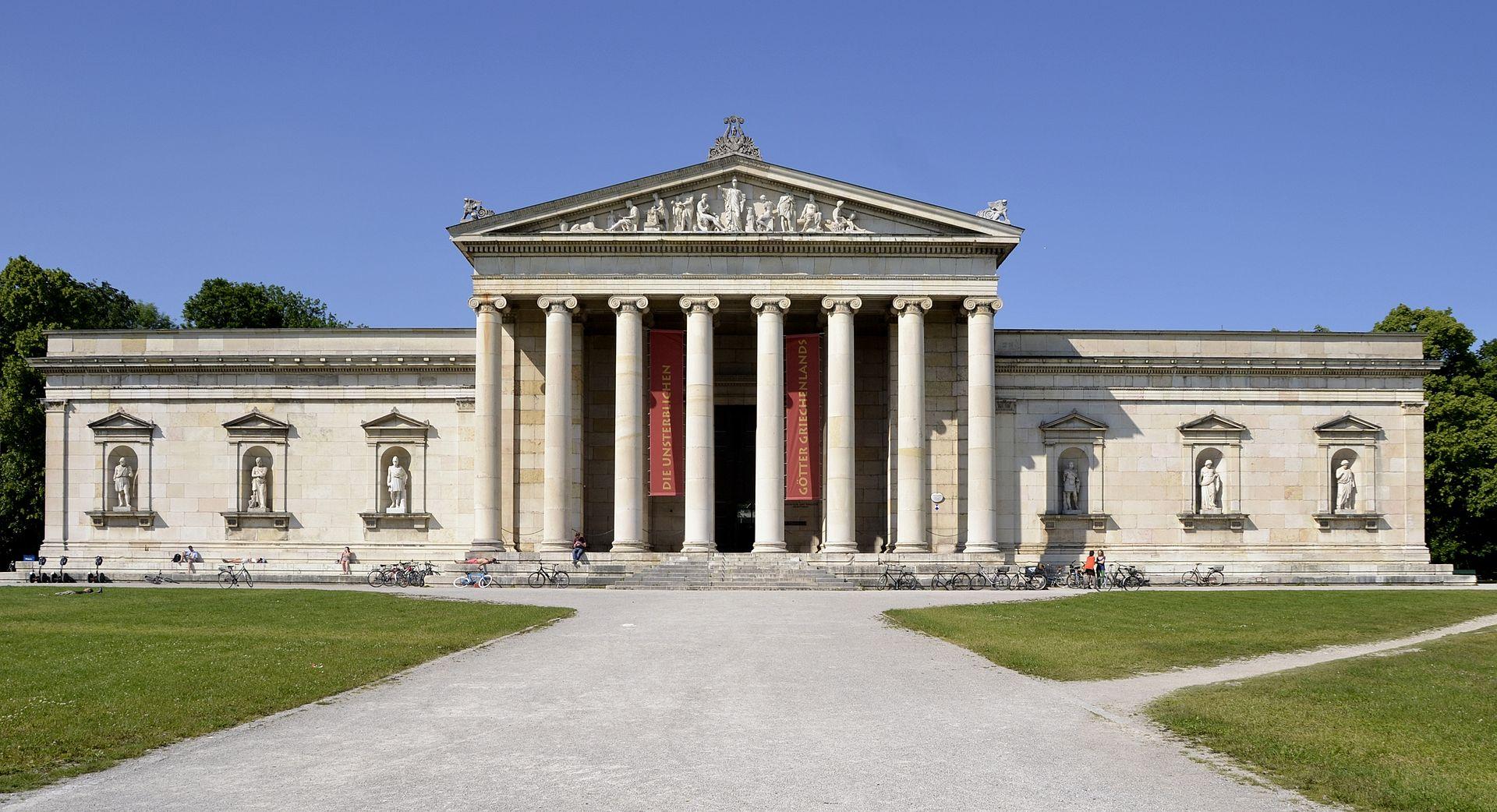 Bild Glyphothek München