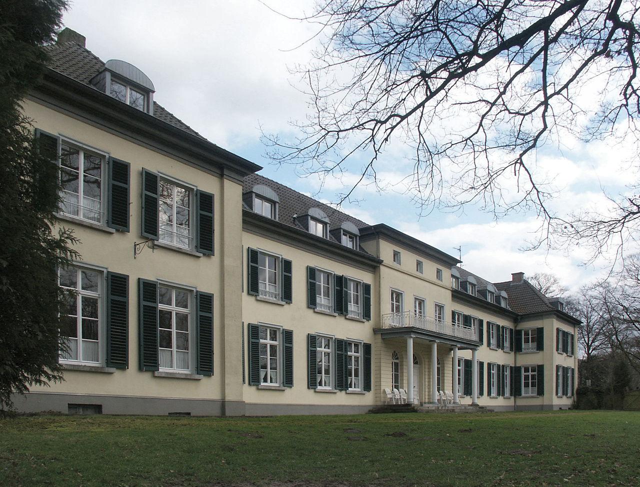 Bild Schloss Gnadenthal Kleve