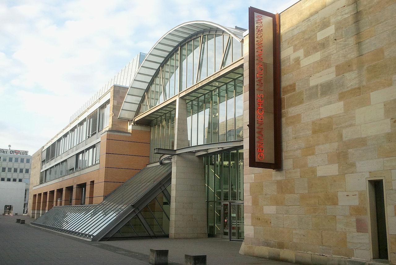 Bild Germanisches Nationalmuseum Nürnberg