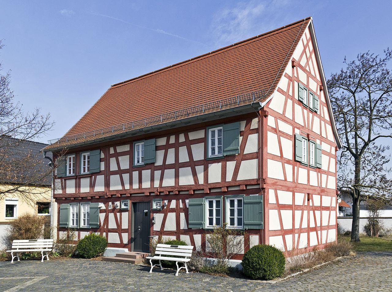 Bild Büchnerhaus Goddelau